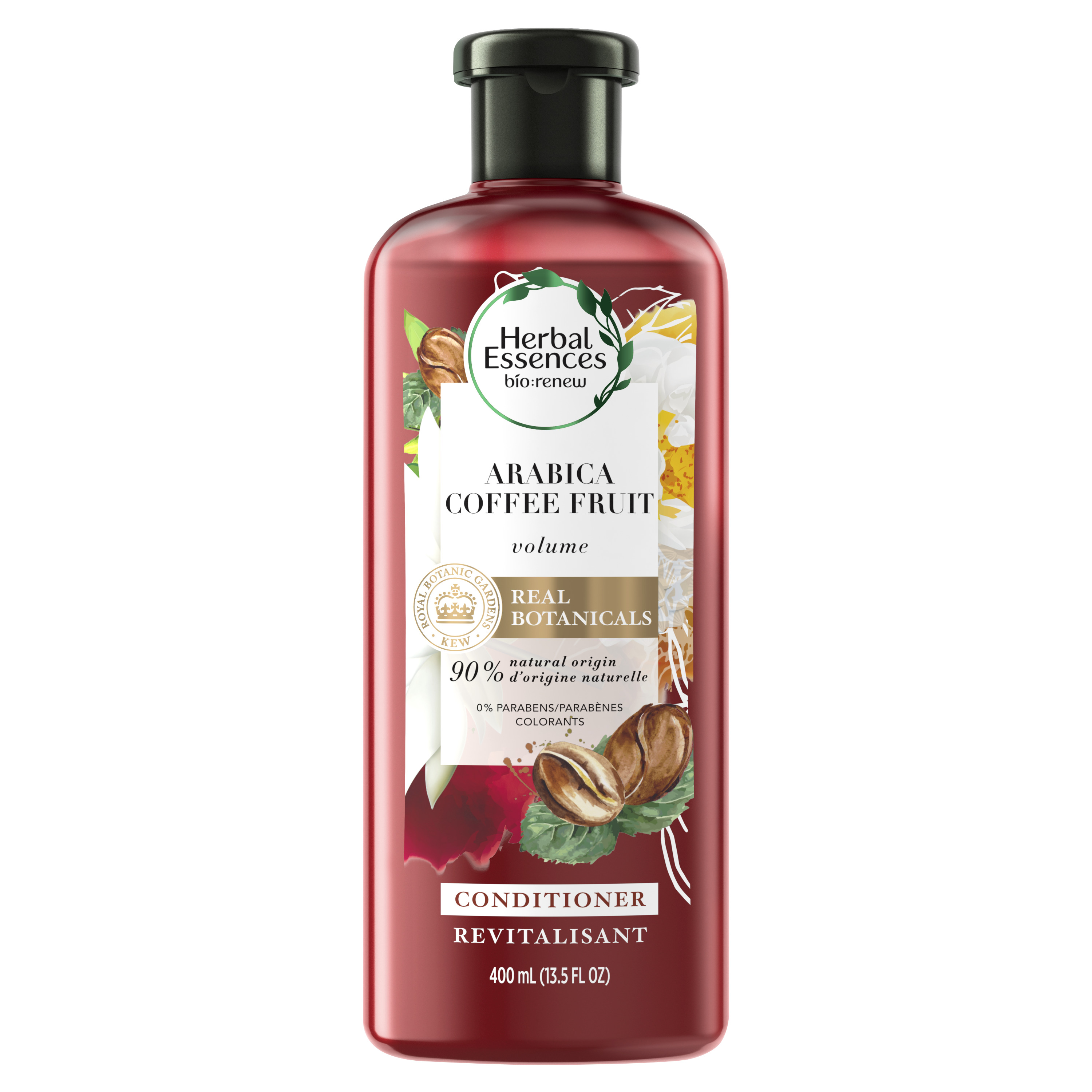 Herbal Essences bio:renew Arabica Coffee Fruit Volumizing Conditioner, 13.5 fl oz