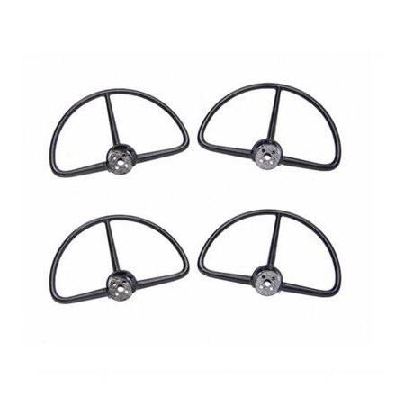 HobbyFlip Propeller Guard Protection Cover Prop Protector Saver Blade Rodeo 110-Z-23 Compatible with Walkera (Rodeo Props)
