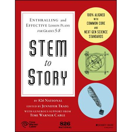 Stem to Story : Enthralling and Effective Lesson Plans for Grades 5-8](First Grade Halloween Lesson Plans)