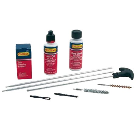 OUTERS .243/6MM-6.5mm Caliber Rifle 98219 Cleaning Kit With Storage Box - Walmart.com