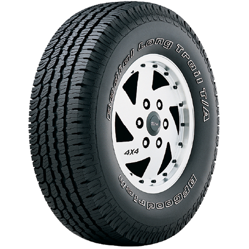 BFGoodrich Radial Long Trail T/A Tire P265/70R16 111T