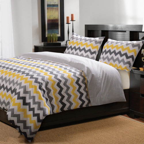 Greenland Home Fashions Vida 3 Piece Duvet Set