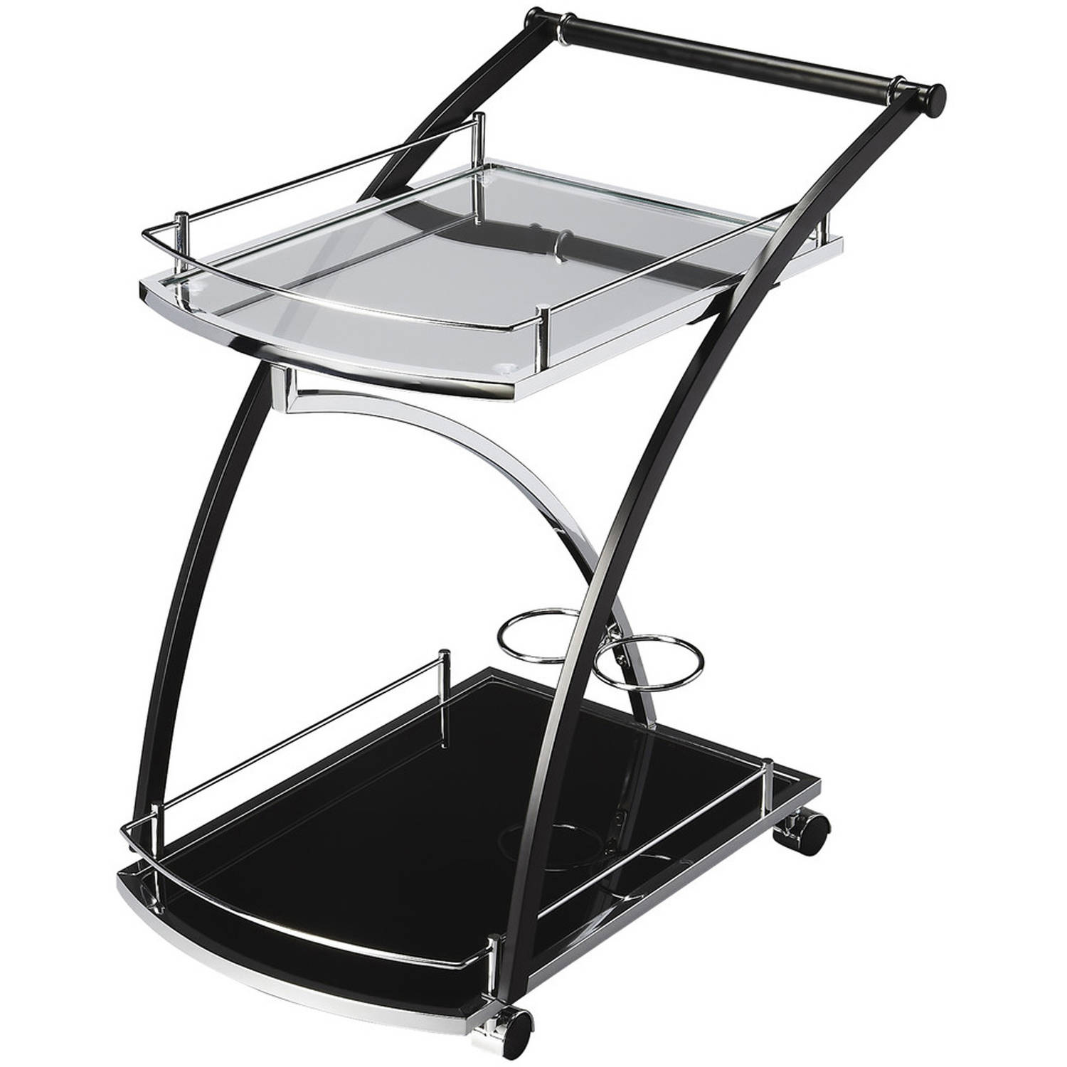 Butler Lana Modern Serving Cart by Butler Specialty Company