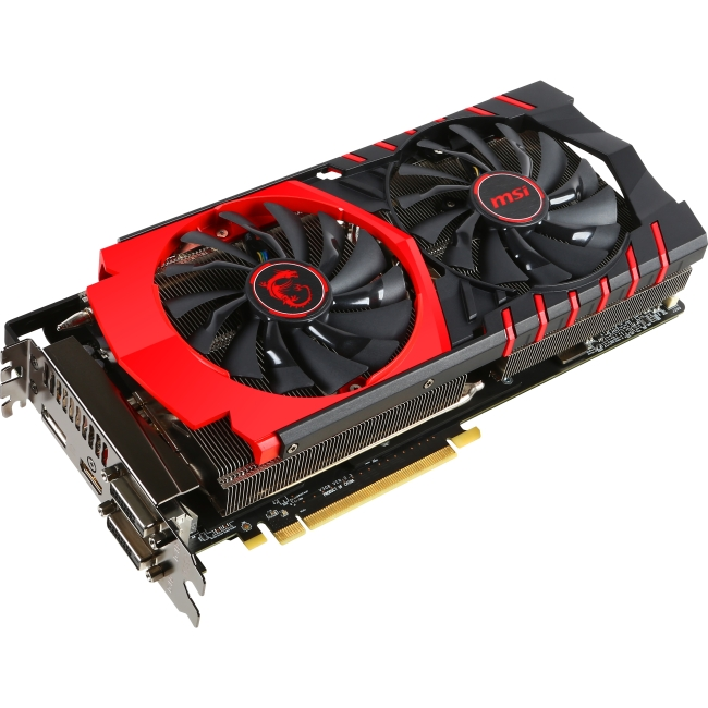 MSI AMD Radeon R9 390 8GB Gaming Video Card