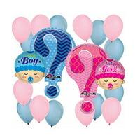 Gender Reveal Balloon Decoration Kit