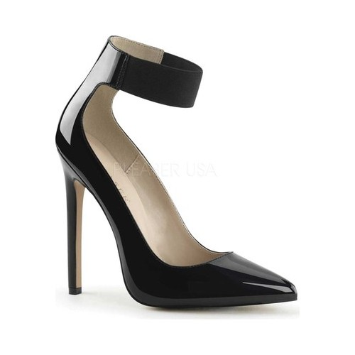 Pleaser Sexy 33 Ankle Strap (Women's)