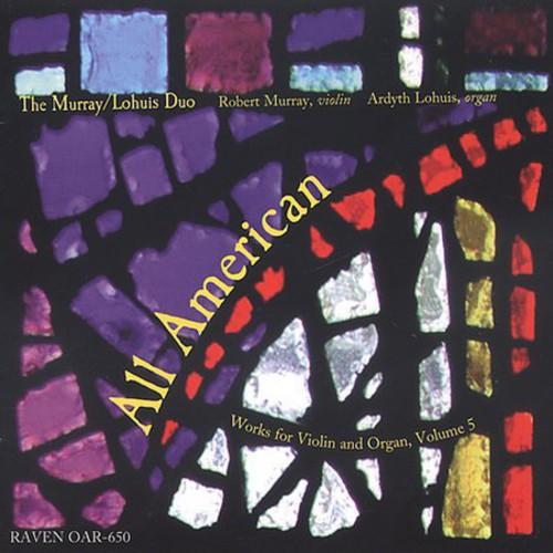 All American Works for Violin & Organ 5