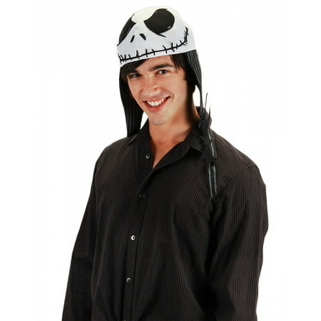 The Nightmare Before Christmas Jack Aviator Costume Hat Adult One Size - Halloween Nightmare Before Christmas Mp3