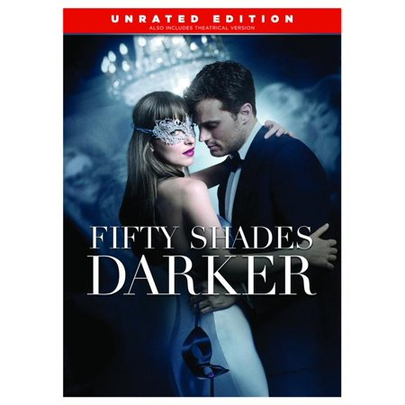 Fifty Shades Darker (Unrated Edition) (DVD) (Fifty Shades Of Grey Official Release Date)