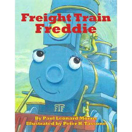 Freight Train Freddie - eBook