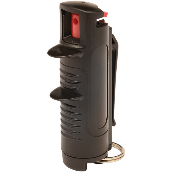 Tornado(R) RPC093 Armor Case Pepper Spray System (Black)