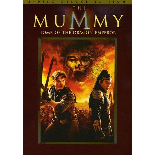 The Mummy: Tomb Of The Dragon Emperor (Deluxe Edition) (Widescreen)