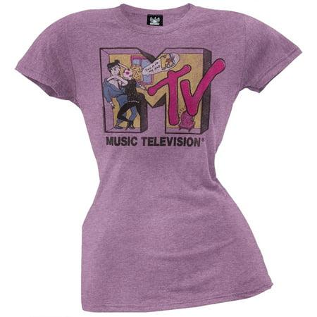 Mtv   You   Me Juniors T Shirt