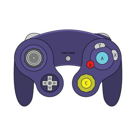 TeknoGame Wired GameCube Controller (Gamecube Arcade Games)