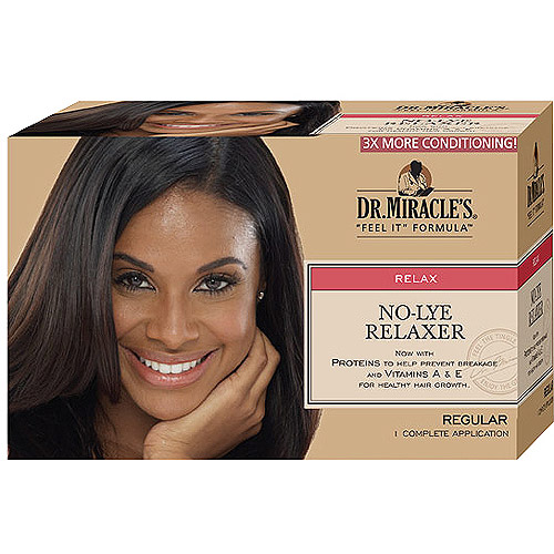 Dr. Miracle's Regular No-Lye Hair Relaxer