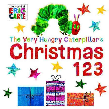 The Very Hungry Caterpillars Christmas 123