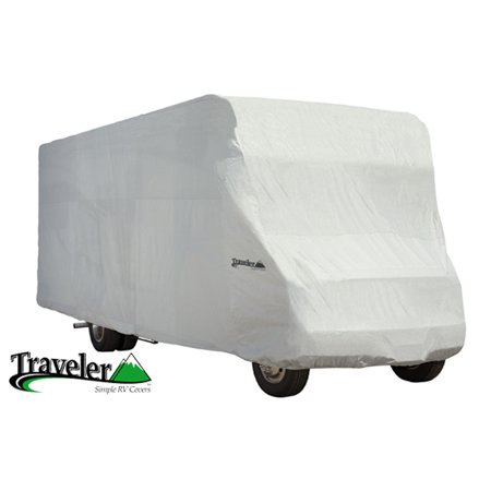 Traveler by Eevelle Class C RV Cover - fits 18'-20' Trailers - 258L x 105W x