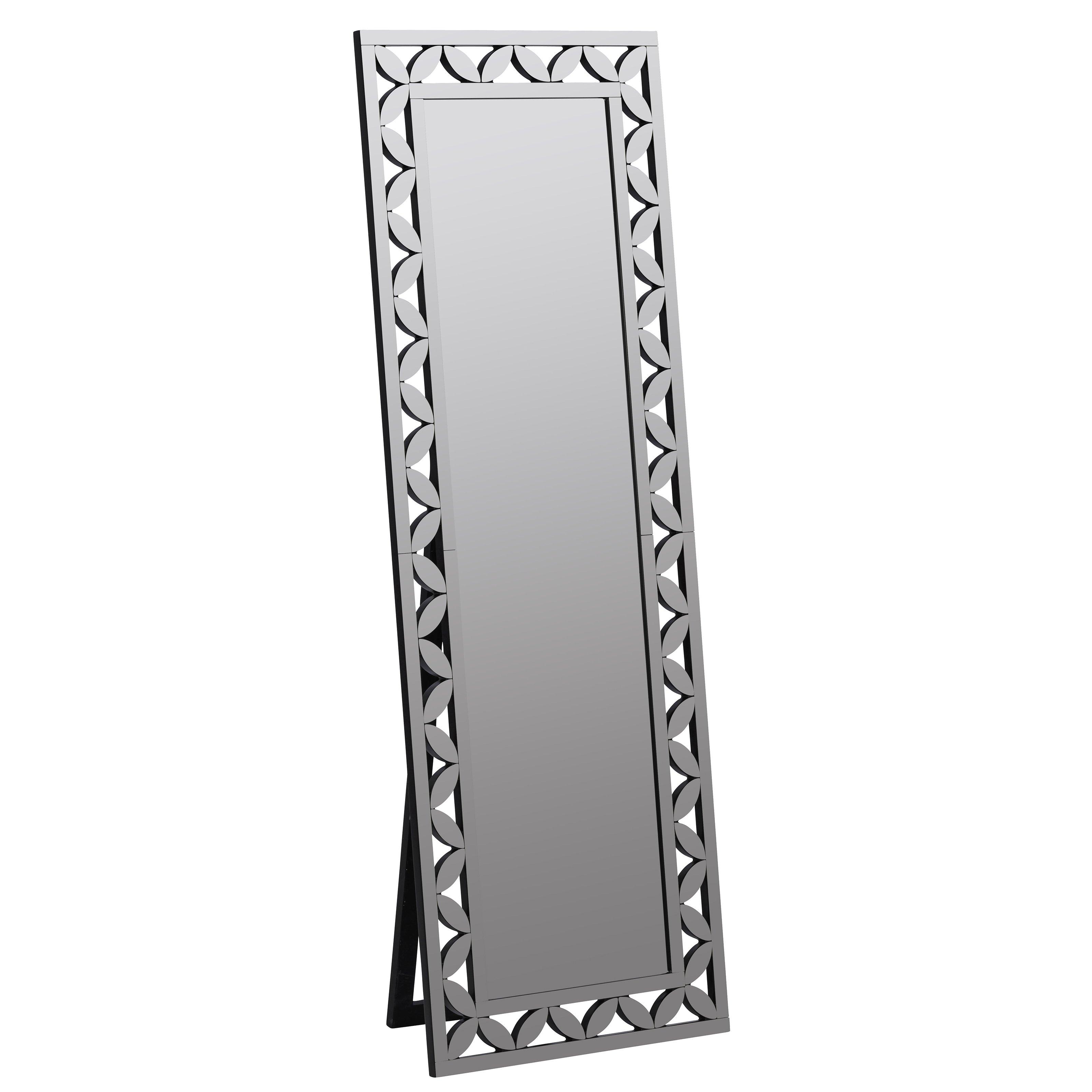 Cooper Classics Warrick Floor Mirror 24W x 68H in. by Cooper Classics