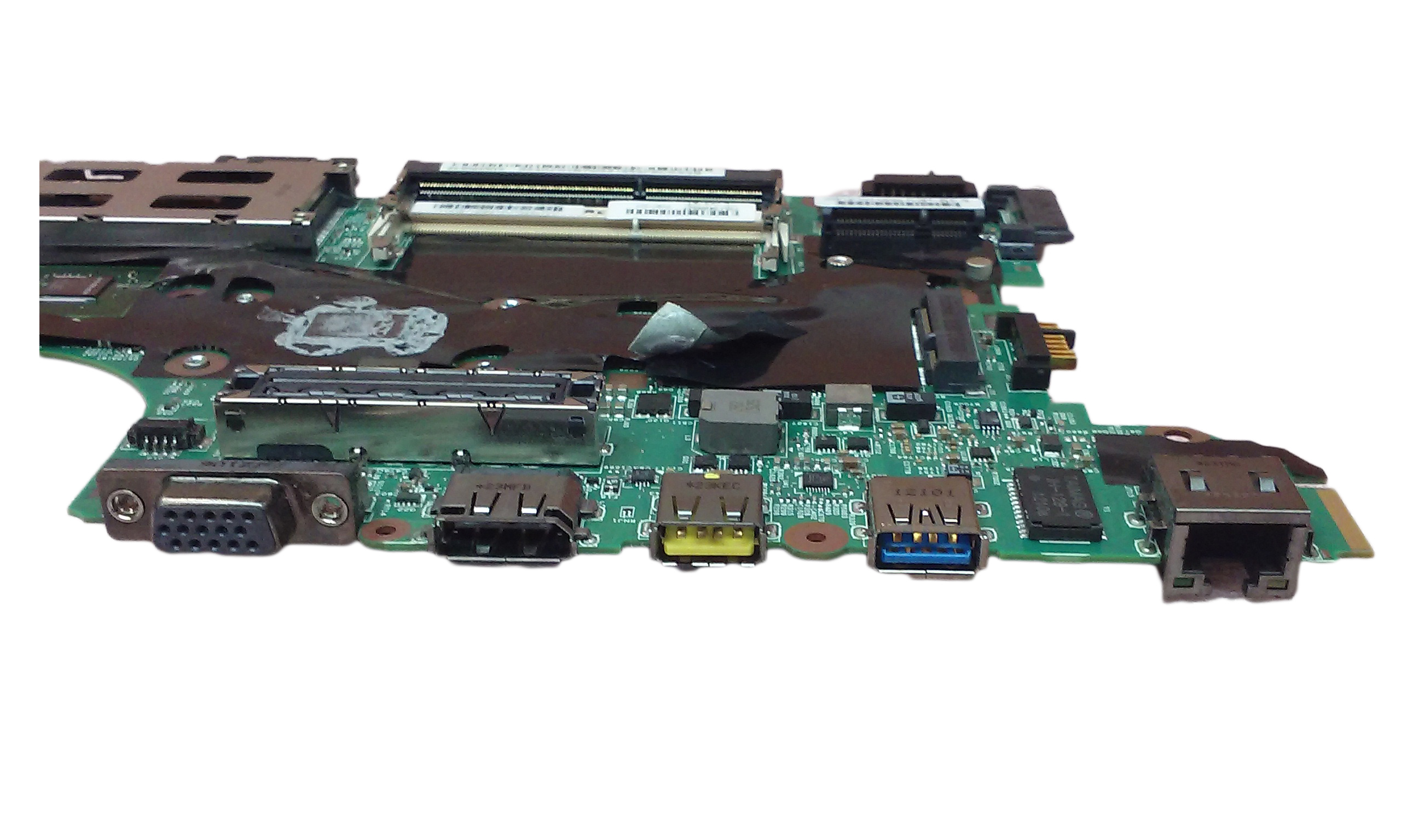 Refurbished Lenovo 04W6527 ThinkPad T420s Intel i7 2640m 2 8GHz Laptop  Motherboard