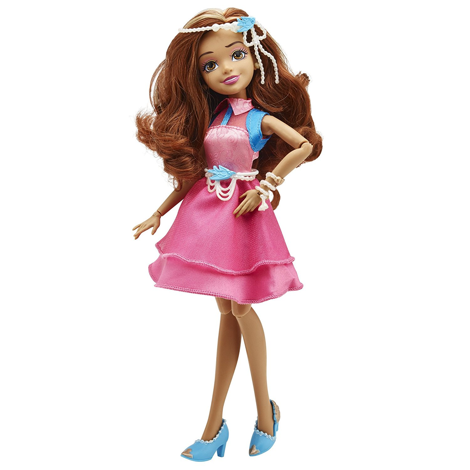 Signature Audrey Auradon Prep Doll, Disney Descendants doll inspired by Audrey of Auradon, the daughter of Sleeping Beauty By Disney Descendants