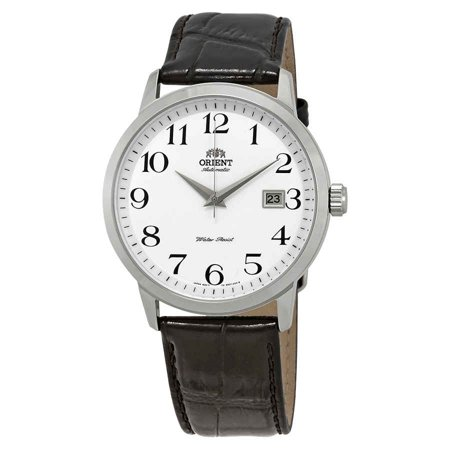 Automatic Movement White Dial (Orient Symphony Automatic White Dial Men's Watch FER27008W0 )