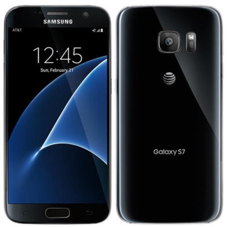 GSM UNLOCKED Samsung Galaxy S7 32GB G930A AT&T 4G LTE ANDROID SMARTPHONE  refurbished ()