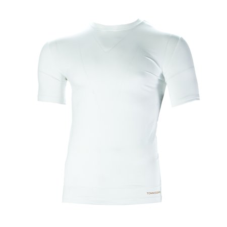 Tommie Copper Men's Vitality Recovery Compression S/S Shirt Large (Best Compression Clothing Brand)