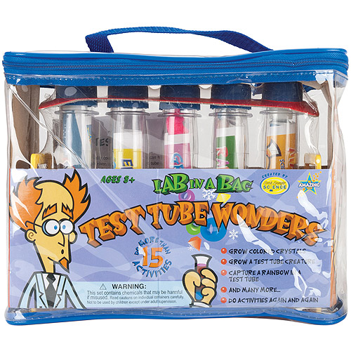 Test Tube Wonders Lab In A Bag Kit