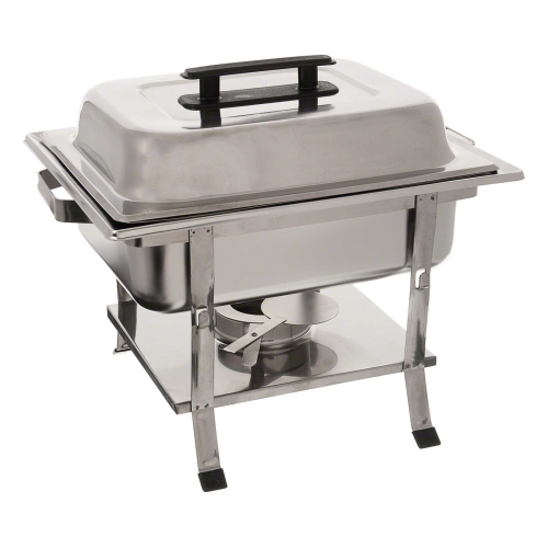 Half Size Chafer W/Welded Leg - 10+ for best pricing