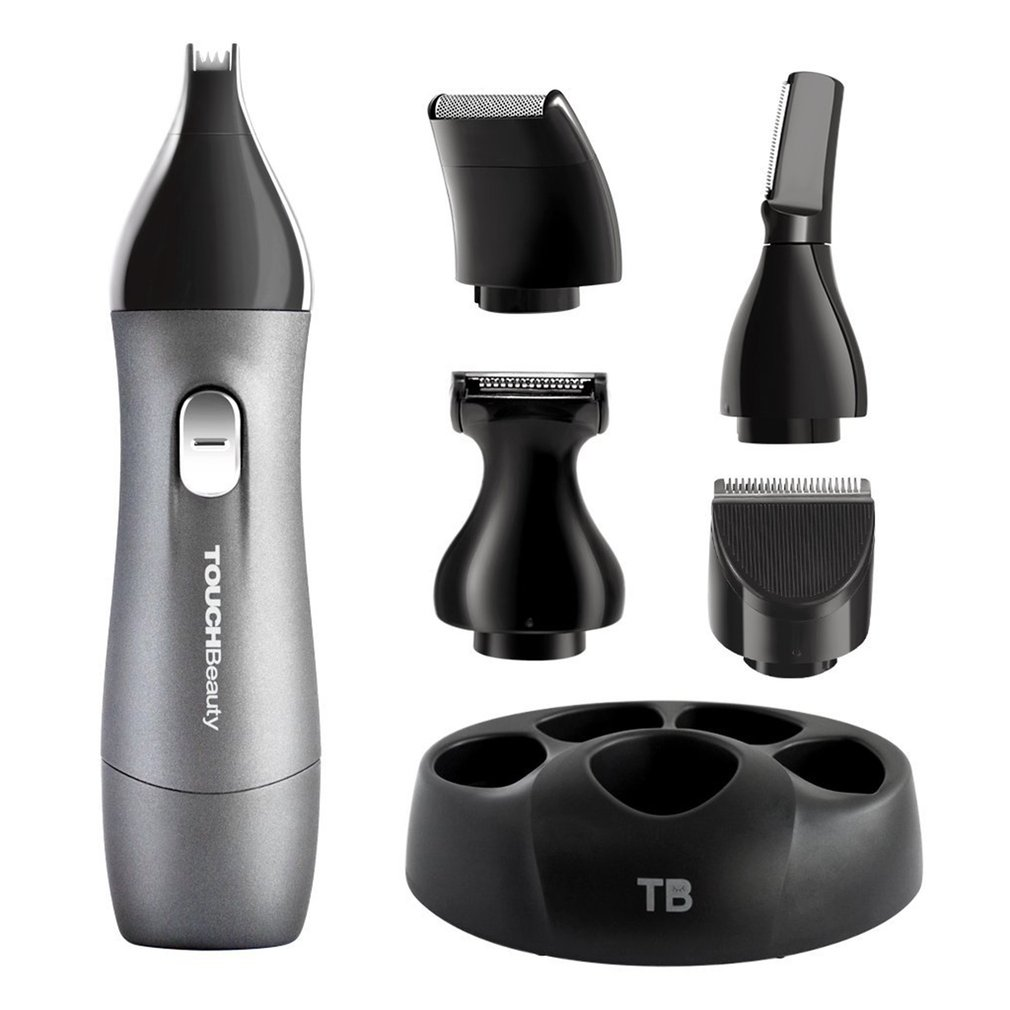 5in1 Shaver Set Electric Washable Men's Trimmer Set Beard Nose Hair Beard Trimmer Haircut Machine Care Styling Tools Set