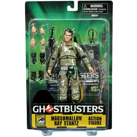 Ghostbusters Classic Ray Stantz Action Figure [Marshmallow]](Ghostbusters Marshmallow Man)
