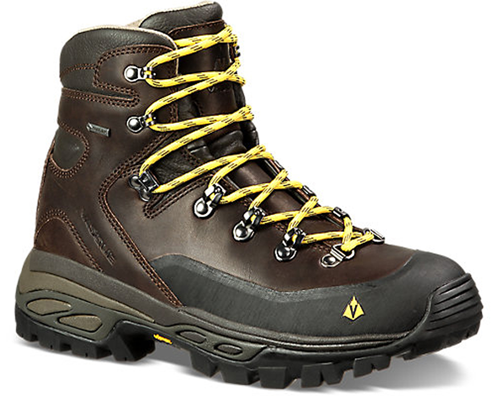 Vasque Men's Eriksson GTX Brown Hiking Boot 8 M by Vasque
