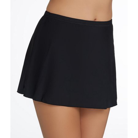 Miraclesuit Solid Skirted Bikini Bottom