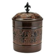 "4 Qt. ""Versailles Cookie Jar with Fresh Seal® Lid"