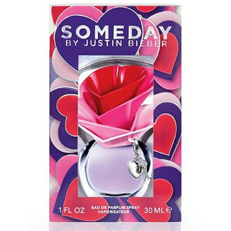 Someday By Justin Bieber Eau De Parfum Spray For Women 1 Oz