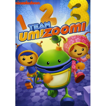 Team Umizoomi (DVD)](Top Ten Children's Halloween Movies)
