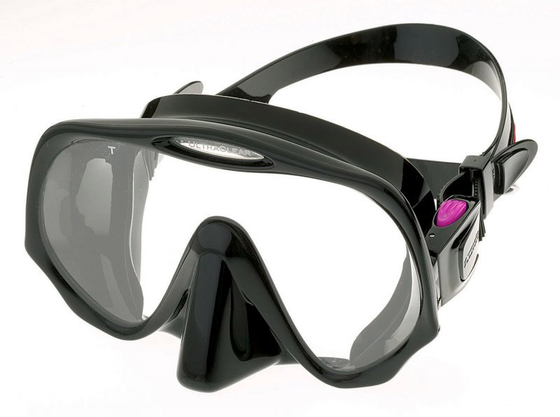 Click here to buy Atomic Aquatics Frameless Mask for Scuba Diving and Snorkeling by Atomic Aquatics.