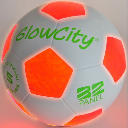 Light Up LED Soccer Ball- Classic Style