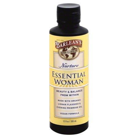 Barleans Organic Oils Barleans  Essential Woman, 12 oz Barleans Essential Woman Oil