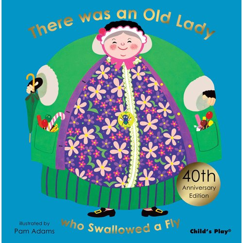 There Was an Old Lady: 40th Anniversary Edition