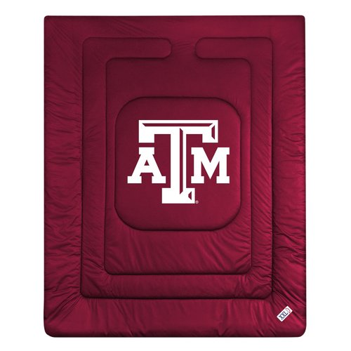 NCAA Texas A&M Locker Room Comforter