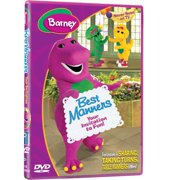 Barney: Best Manners Invitation to Fun (2003) by HIT Entertainment