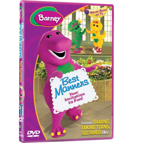 Barney: Best Manners - Invitation to Fun (2003)