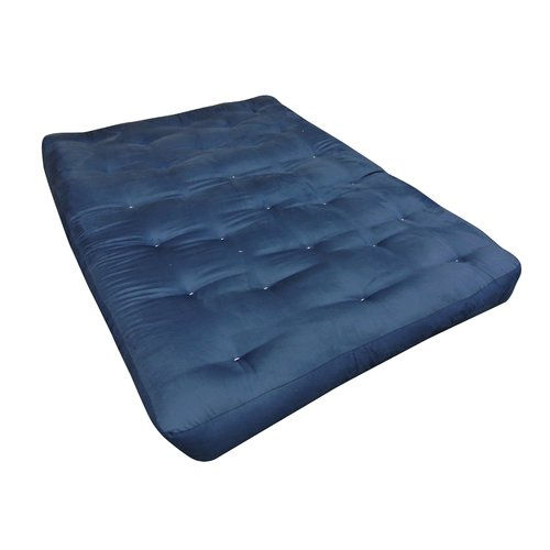 Gold Bond Visco Coil II 9'' Cotton Futon Mattress