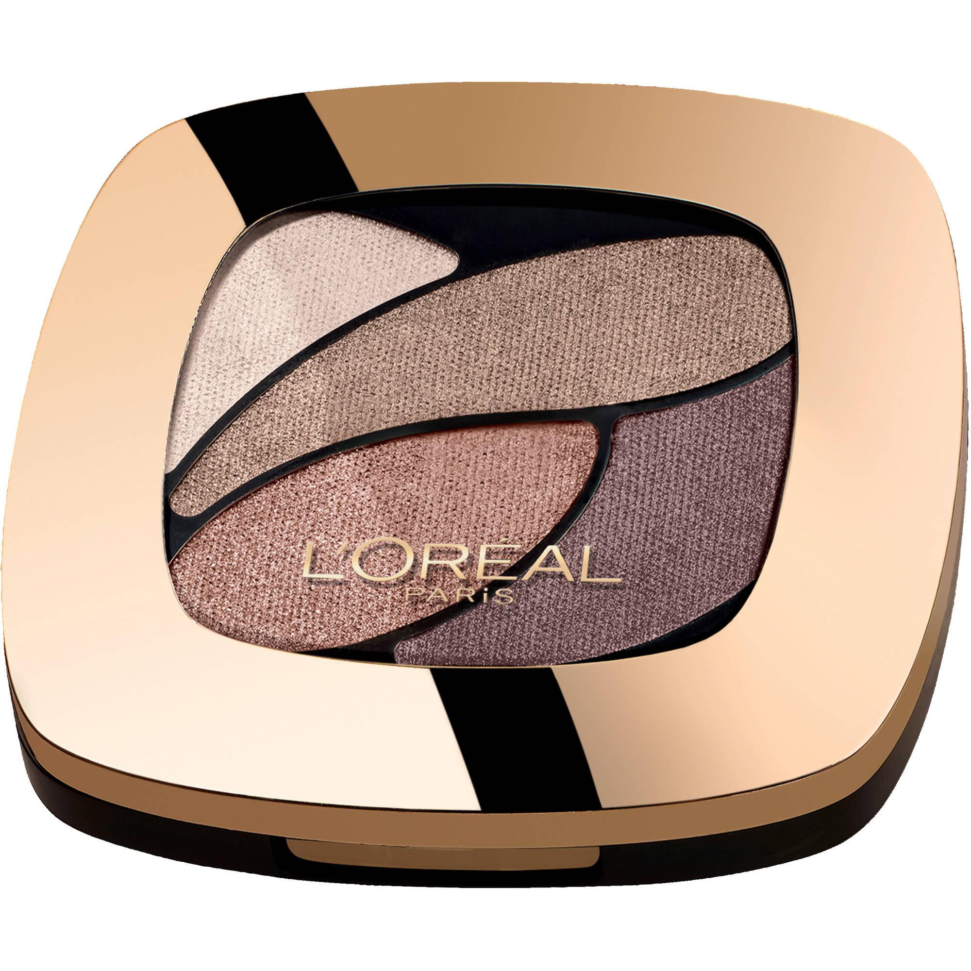 L'Oreal Paris Colour Riche Dual Effects Eye Shadow, Perpetual Nude