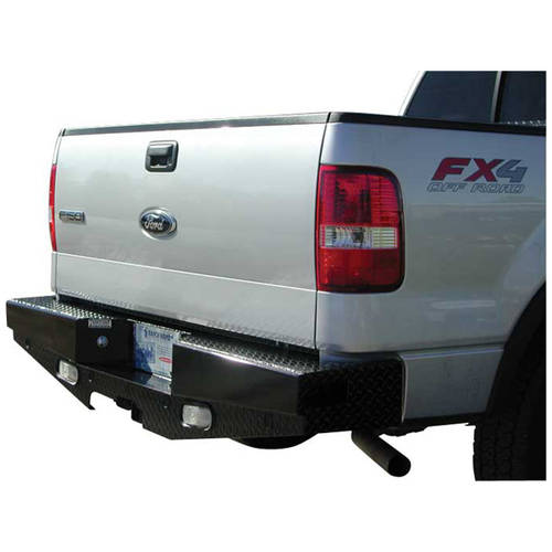 Ranch Hand Sbf06Hblsl 06-08 Ford F150 with Sensors Sport Series Rear Bumper, Must Have Receiv