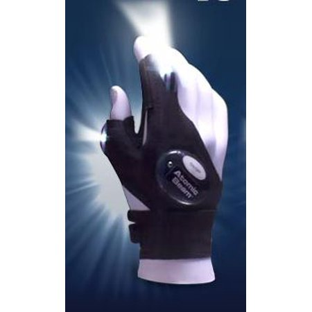 As Seen on TV Atomic Beam Flashlight Glove, Waterproof