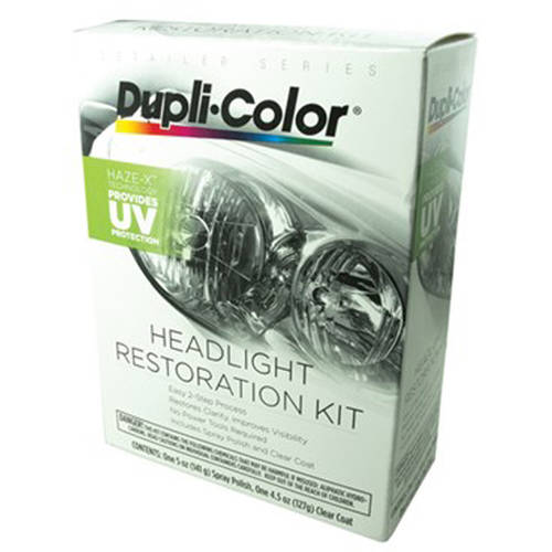 Race Sport Accessories RS-RESTORE Headlight Restoration Kit