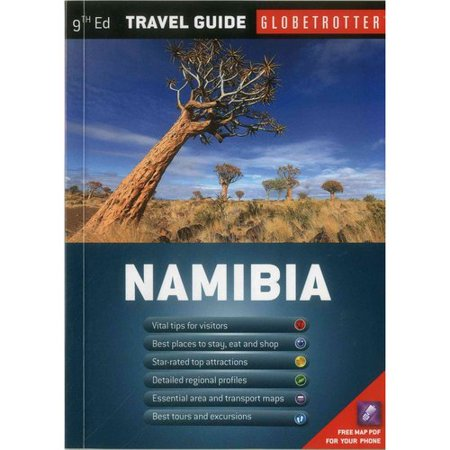 Globetrotter Travel Guide Namibia