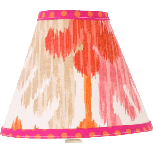 Cotton Tale 9'' Sundance Cotton Empire Lamp Shade
